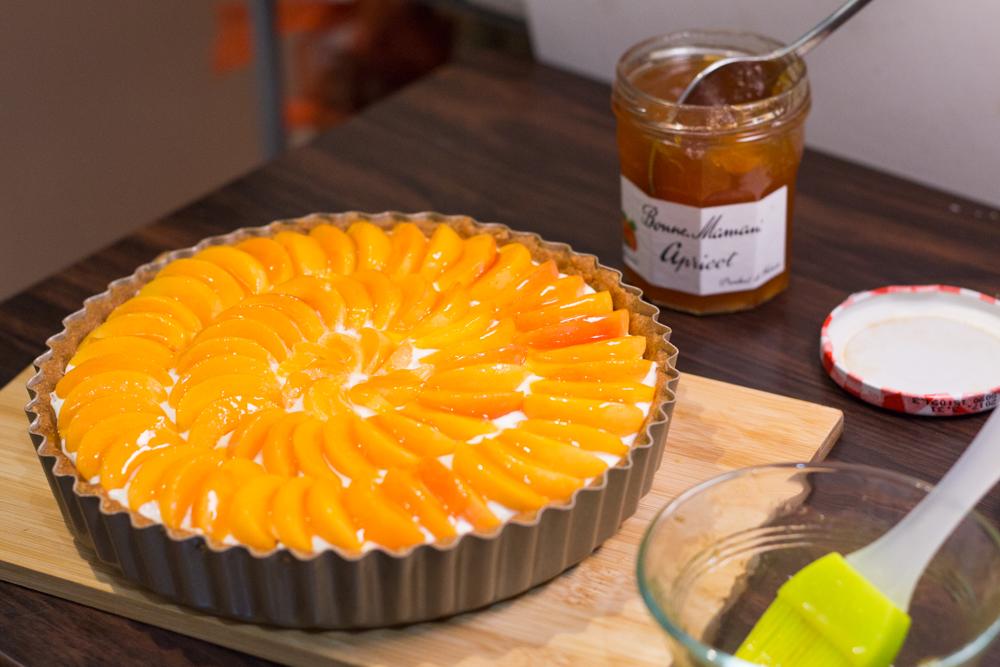150829 - Apricot Cheese Tart - 017