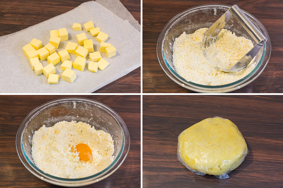 151128 - Curry Chicken Mushroom Pie - 001