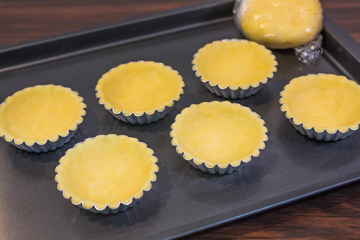 151128 - Curry Chicken Mushroom Pie - 006