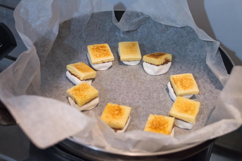 151228 - Marshmallow Nutella Toast - 005