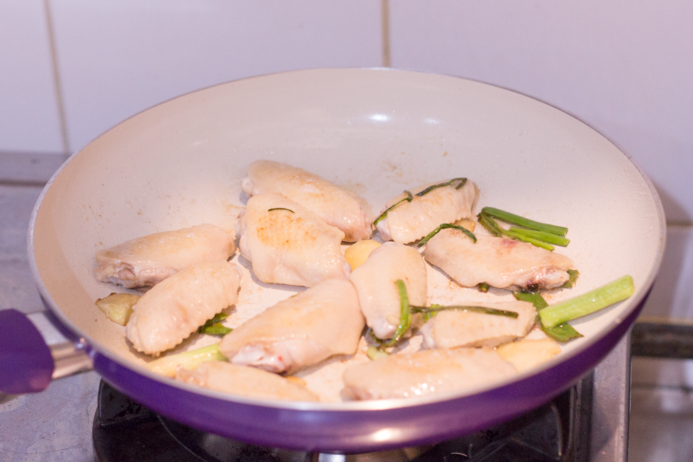 20150321 - Chicken Wings in Cola Sauce - 007