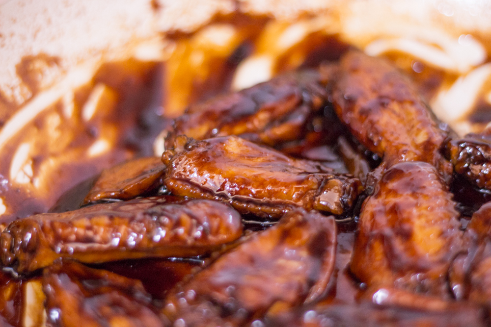 20150321 - Chicken Wings in Cola Sauce - 009